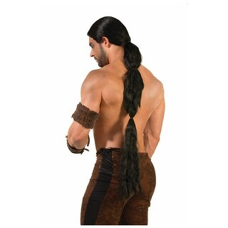Men's Horse Lord Warrior Wig