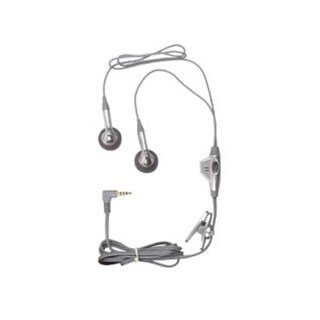 AT&T - 2.5mm Stereo Earbud Headset for Blackberry 8800 8820 8830 & Pearl 8100