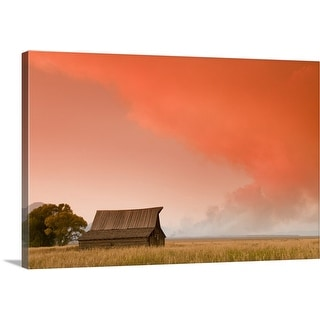 """Grand Teton National Park"" Canvas Wall Art"