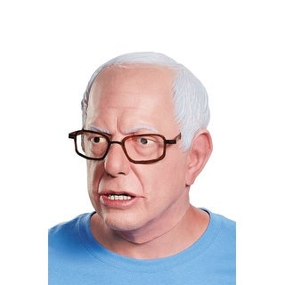 Disguise Bernie Sanders Deluxe Mask - beige