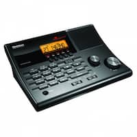 Uniden BC365CRS FM Radio Scanner w/ LCD Display & Clock/Alarm