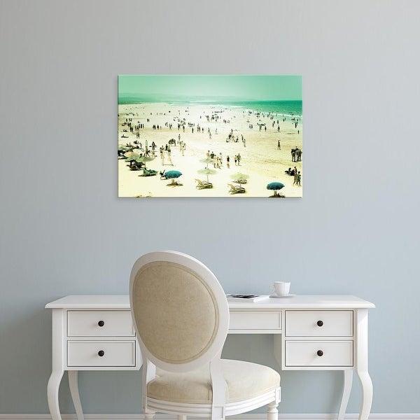 Easy Art Prints Keri Bevan's 'Caravan of Dreams' Premium Canvas Art