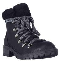 madden girl Bunt Winter Boots, Black Multi