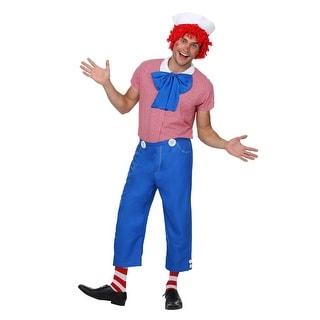 Adult Raggedy Andy Costume
