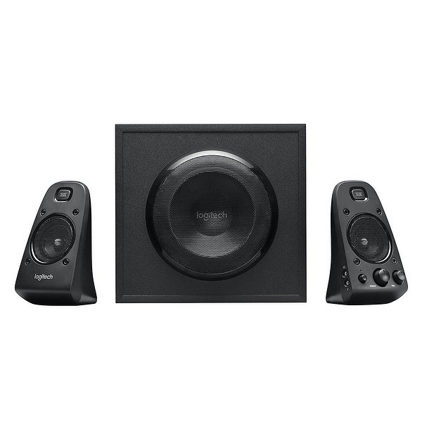 Logitech Speaker 980-000402 Z623 2.1 System 200W Rms Channel Pc Multimedia