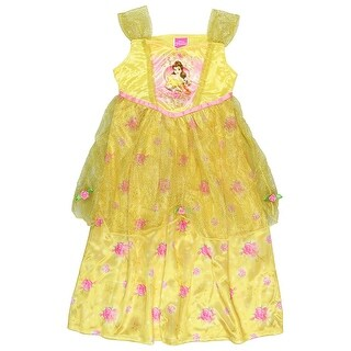 Disney Princess Belle Girls Fantasy Nightgown Beauty and the Beast