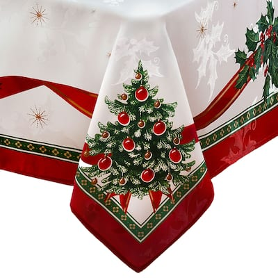 Villeroy & Boch Toy's Delight Engineered Fabric Tablecloth