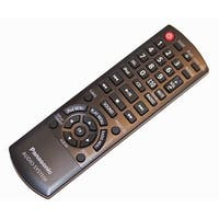 OEM Panasonic Remote Control Originally Supplied with SCHC25 And SC-HC25