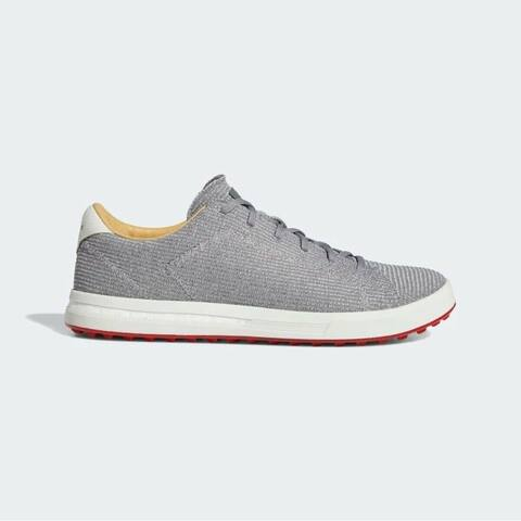 New Adidas Adipure SP Knit Golf Shoes Grey Three/Silver Met./Orbit Grey EE9194 (MED)
