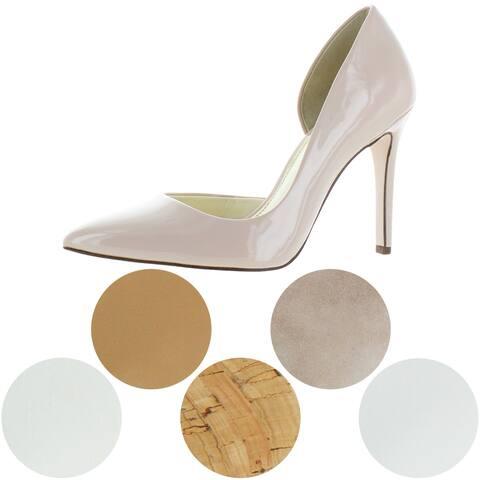 Jessica Simpson Women's Pheona D'Orsay Slip On High Heel Dress Pump