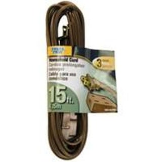 Power Zone OR670615 Extension Cords, Brown