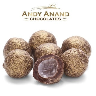 Andy Anand Dark Chocolate Sparkling Prosecco Cordials Gift Boxed
