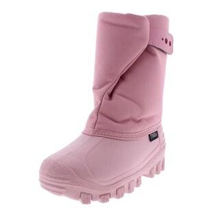 Tundra Boots Teddy Fleece Lined Fleece Snow Boots