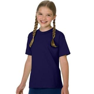 Hanes Authentic TAGLESS Kids' Cotton T-Shirt