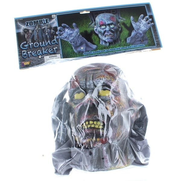 Zombie Groud Breaker Halloween Lawn Prop Décor