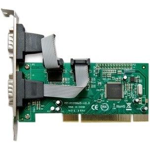 Syba Multimedia SY-PCI15004 SYBA Multimedia 2-port Serial Adapter - PCI