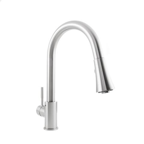 ZLINE Edison Kitchen Faucet in Brushed Nickel (EDS-KF-BN)