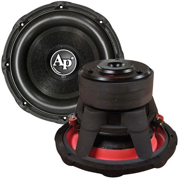 "Audiopipe 10"" Woofer 1400W Max 4 Ohm DVC"