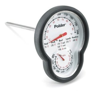 Polder 12453 Dual Sensor In-Oven Thermometer