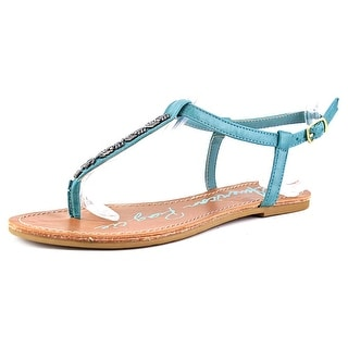 American Rag Maddi Women Open Toe Synthetic Thong Sandal