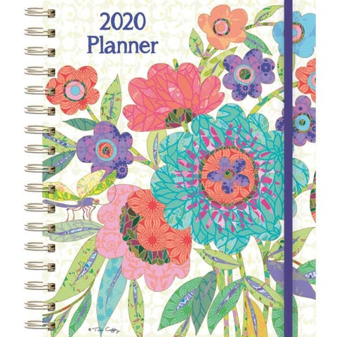 Wells Street by LANG, 2020 Ladybird File It Monthly Planner