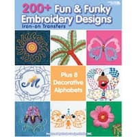 200+ Fun & Funky Embroidery Designs - Leisure Arts