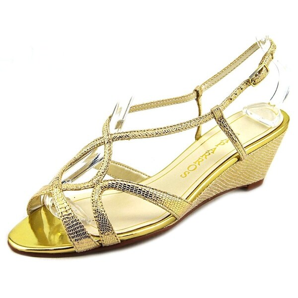 Caparros Lisette Women Gold Pumps