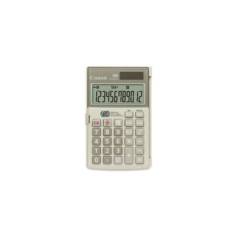 Canon LS154TG Handheld Calculator Handheld Calculator