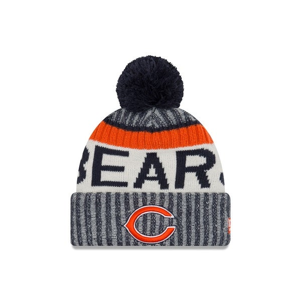 ae259bcf21c promo code for chicago bears 2017 on field sport knit beanie 81a83 cc26f
