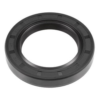 Oil Seal, TC 45mm x 68mm x 10mm, Nitrile Rubber Cover Double Lip - 45mmx68mmx10mm