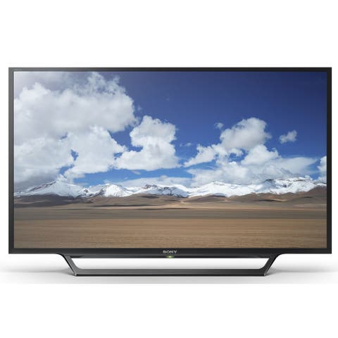 Sony W600D 32-Inch Built-In Wi-Fi HD TV