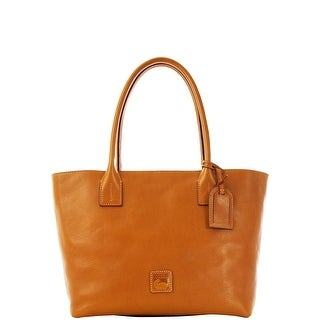Dooney & Bourke Florentine Small Russel Bag (Introduced by Dooney & Bourke at $328 in Oct 2012) - Natural