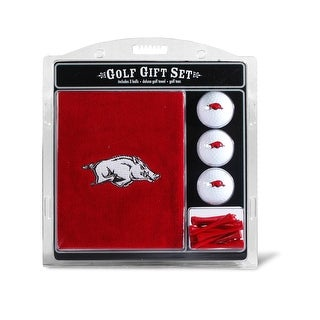 University of Arkansas Embroidered Towel Gift Set