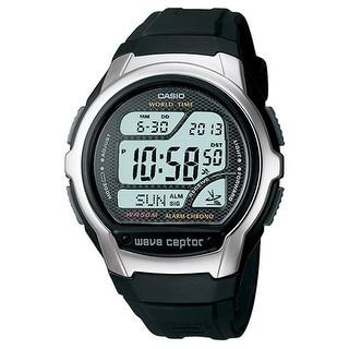 Casio Men's Classic Black Strap Watch