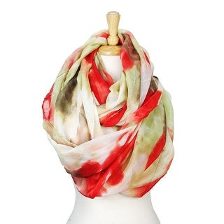 Women's Lightweight Soft Infinity Loop Scarves