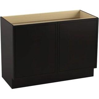 "Kohler K-99508-TK Jacquard 48"" Vanity Cabinet Only - Toe Kick Installation Type"