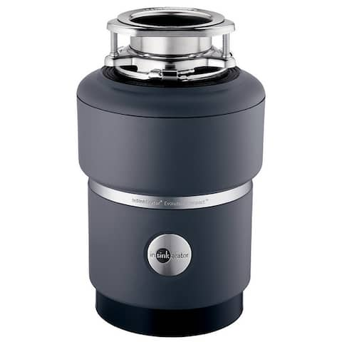 InSinkErator COMPACT Evolution Continuous Feed Garbage Disposal, 3/4 HP