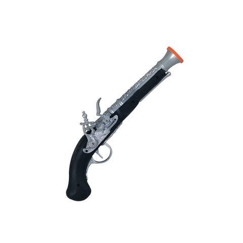 Toy Swashbuckler Pistol, Toy Pistol - Black - One Size Fits Most
