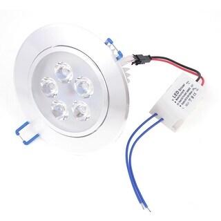 Unique Bargains Energy Saving Warm White 5 x 1 Watt LED Ceiling Down Light Lamp Bulb