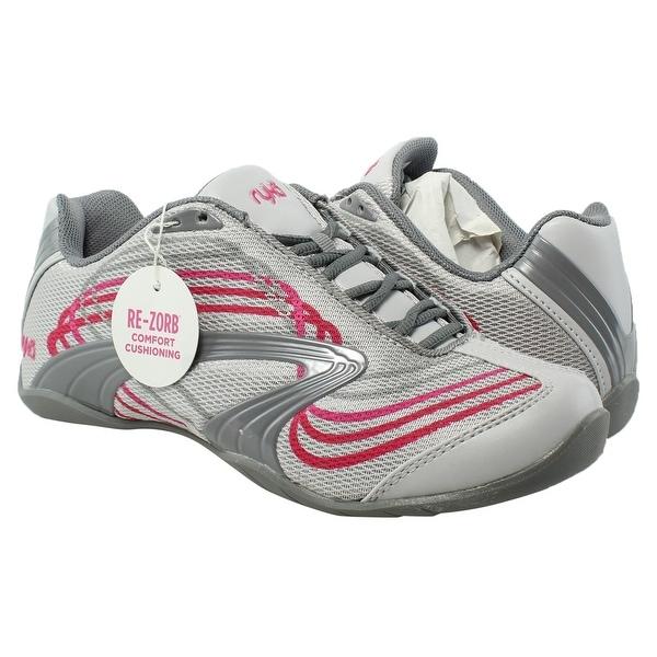 Xt Silver Cross Training Shoes Size