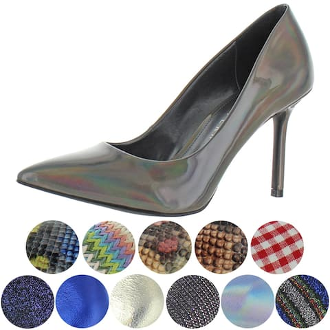 Katy Perry The Sissy Pointed Toe Stiletto Heel Pump
