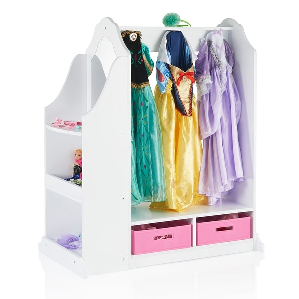 Shop Guidecraft Classic White Children S Dress Up Amp Vanity
