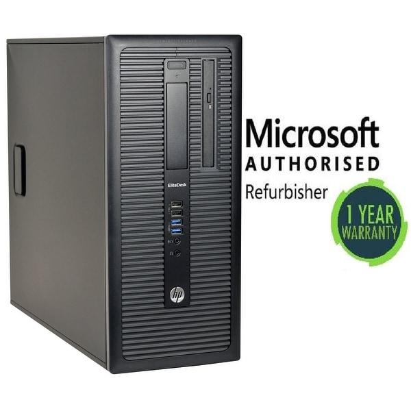 HP 800G1 TWR, intel i5 4570 3.2GHz, 32GB, 240GB SSD + 2TB, W10 Pro