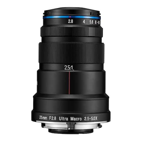 Venus Optics Laowa 25mm f/2.8 Ultra-Macro Lens for Nikon F Mount