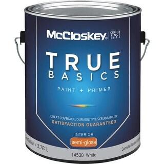 McCloskey Int S/G White Paint