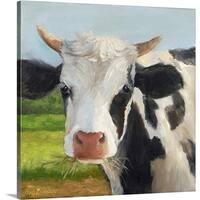 Cheri Wollenberg Premium Thick-Wrap Canvas entitled Handel