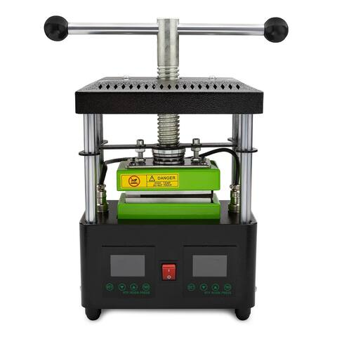 Rosin Tech Twist Rosin Press