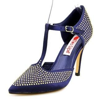 Two Lips Mai Tai Women Open Toe Canvas Sandals