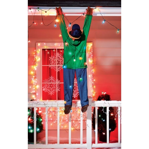 Gemmy Christmas Lights.Gemmy 112946 Griswold Hanging Lights Christmas Inflatable Fabric