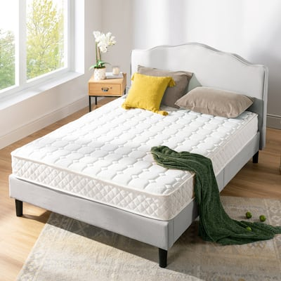 Pocketed Coil Spring Mattress 8 inch By Crown Comfort